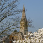 Choral Evensong for May