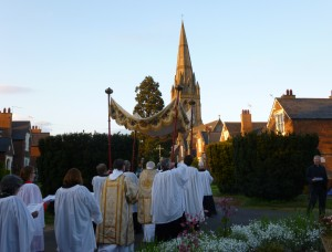 Corpus Christi Procession 2013