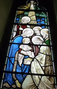Epiphany Window - South Aisle