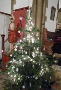 St Michael's Christmas Tree
