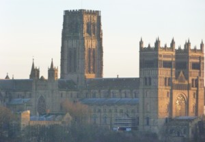 Durham Cathedral December