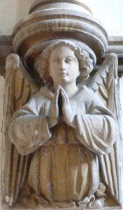 Prayerful Angel