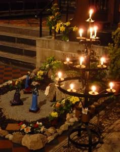 Easter Garden - Votive Candles