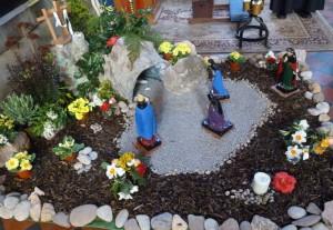 Easter Garden - Empty Tomb