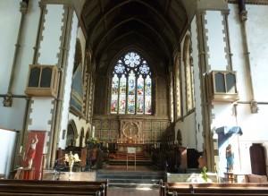Chancel full view