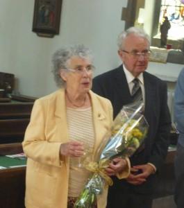 John & Monica Darch - Golden Wedding Anniversary