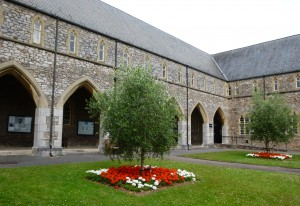 St Luke's Campus - Cloister
