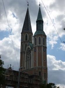 St Katharinen Kirche Braunschweig