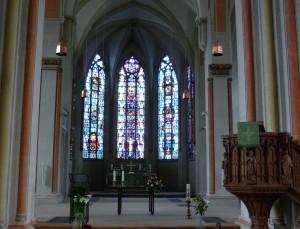 St Katharinen Kirche
