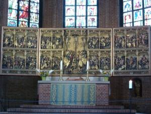 Hannover Marktkirche Altarpiece
