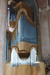 H. Marktkirche Orgel