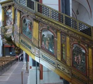 Goslar Pulpit