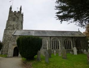 St Peter's Lamerton