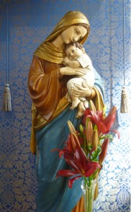 Our Lady at Pentecost