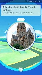 PokemonGO Pokestop